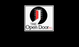 Copy of The Open Door
