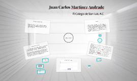Juan Carlos Martínez Andrade