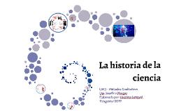 2 La historia de la ciencia (sin video)