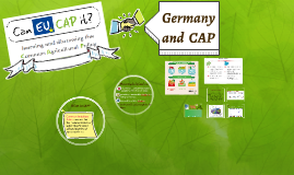 Common Agriculture Policy and Contribution of Germany