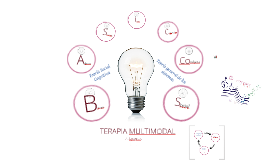 Terapia Multimodal