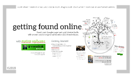 Getting Found Online