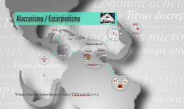 Alacranismo / Escorpionismo