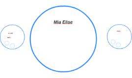 Mia Elise