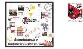 Bemutatkozik a Budapest Business Club