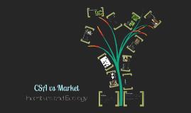 CSA vs Market