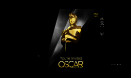 Copy of The Oscars Prezi