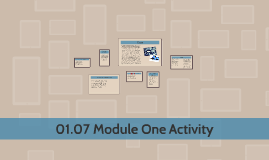 01.07 Module One Activity