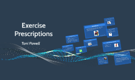 Exercise Prescriptions