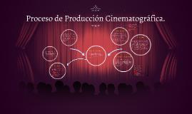 Proceso de Producción Cinematográfica.