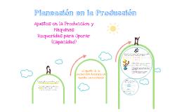 Suministros y procesos
