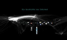 Die Geschichte des Internet