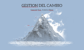 Copy of GESTION DEL CAMBIO