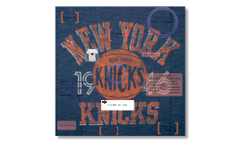 Knicks Promotion Plan