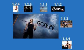 GCSE PE Topics