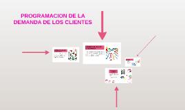 Copy of PROGRAMACION DE LA DEMANDA DE LOS CLIENTES