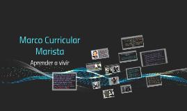 Marco Curricular Marista