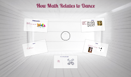 Copy of How Math Relates to Dance