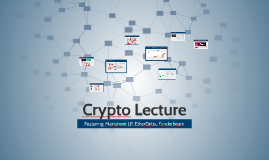 Crypto Lecture