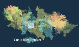 Costa Rica project