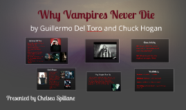 Copy of Why Vampires Never Die