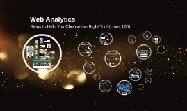 Web Analytics - 4 Steps to ensure User Adoption