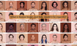 What is human beauty and how should it be regarded?