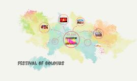 색채의 축제(festival of colours)