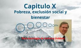 CAPITULO X DEL LIBRO SOCIOLOGÍA DE ANTHONY GIDDENS