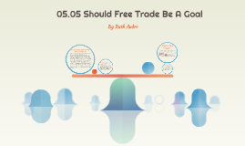 05.05 Should Free Be A Goal