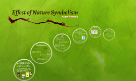 Effect of Nature Symbolism
