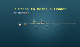 7 Steps to Being a Leader