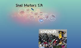 Snel Motors S.A
