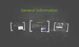 Copy of General Information