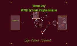 """""""Richard Cory"""""""