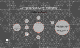 Complex Gas Law Problems