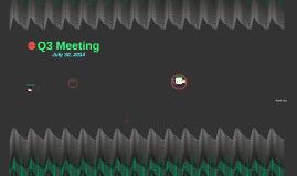 Q3 Meeting