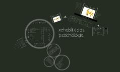 Rehabilitációs pszichológia
