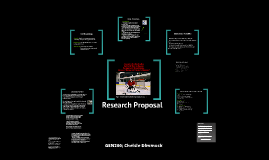 Copy of research proposal