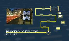 PROCESO DE FIJACIÓN