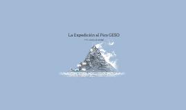 La Expedición al Pico GESO