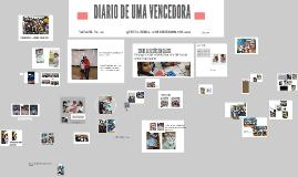 DIARIO DE UMA VENCEDORA
