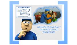 INDUCCIÓN DE SEGURIDAD Y SALUD EN EL TRABAJO DIAGNOSTIMED