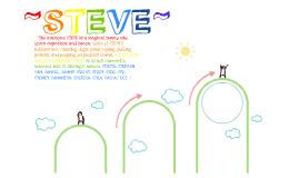 STEVE!!!!!! <3 :) :P