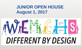 Copy of Copy of JUNIOR OPEN HOUSE