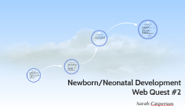 Copy of Newborn/Neonatal Development