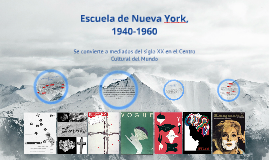 Copy of Copy of La Escuela de Nueva York