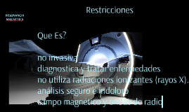 RESONANCIA MAGNETICA