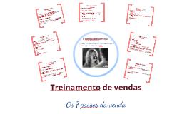 Copy of Treinamento 7 passos da venda