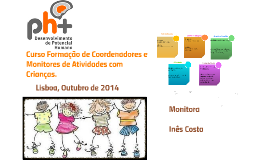 Copy of Curso de Coordenadores e Monitores